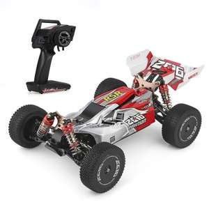 Voiture RC Wltoys LTOYS 144001 - 4WD, 60 km/h, RTR, 1/14