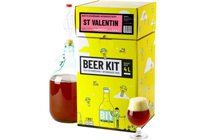 Kit Beer Intermédiaire Bière Ruby