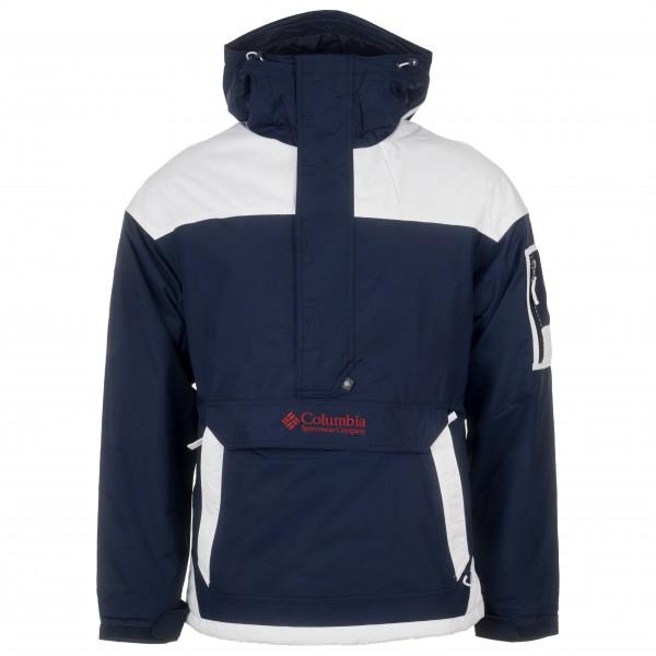 Veste d'hiver COLUMBIA Challenger Pullover - Bleu et Banche, Taille M, L, XL, XXL