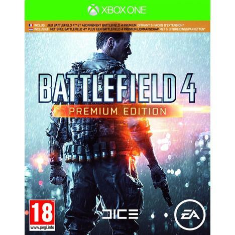 Battlefield 4 premium édition sur  xbox one