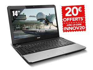 """ACER  Aspire E1-431-B9604G50Mnks - PC portable 14"""""""