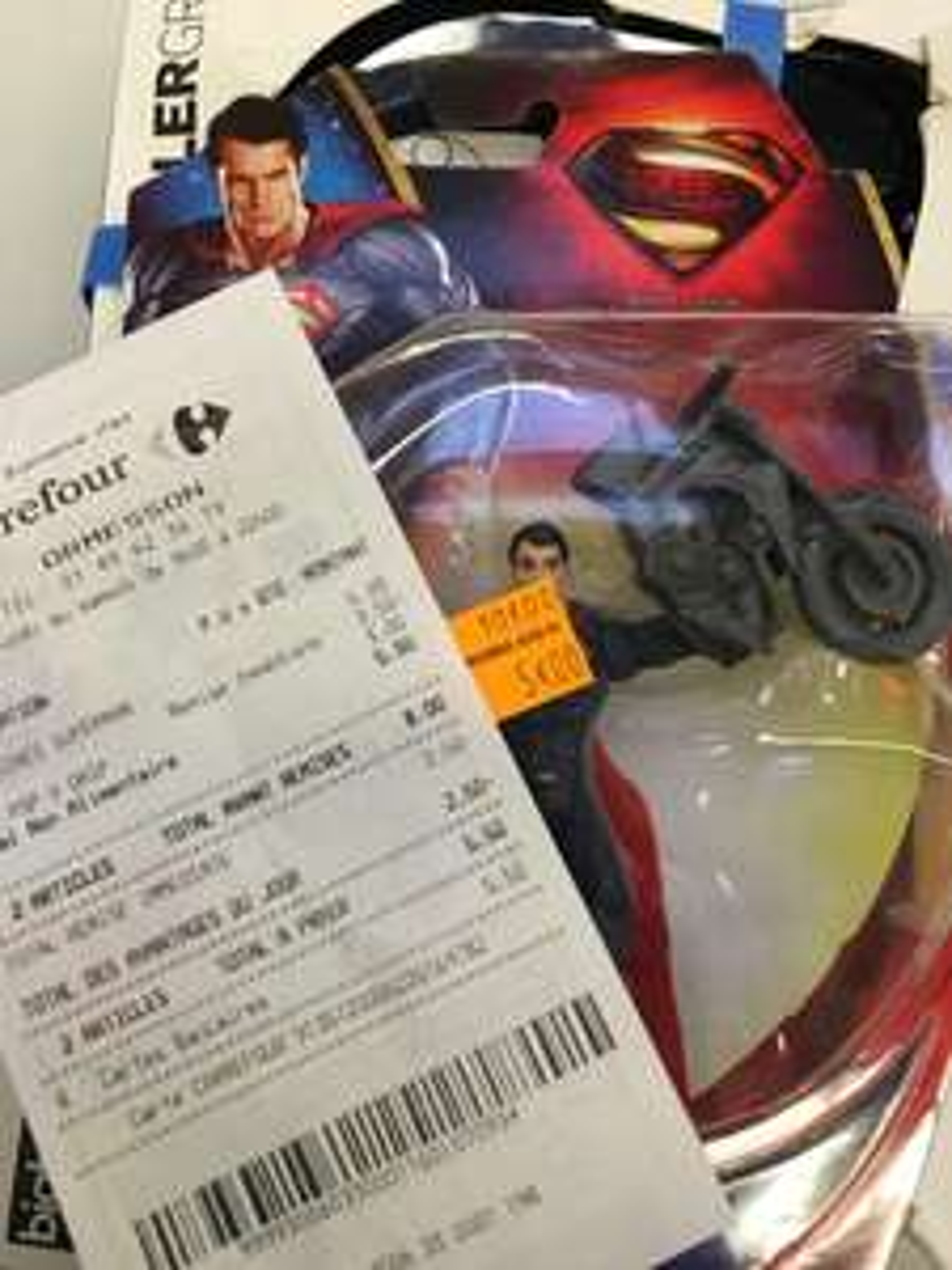 Figurine Superman - Plusieurs modèles
