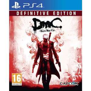 Devil May Cry : Definitive Edtion sur PS4