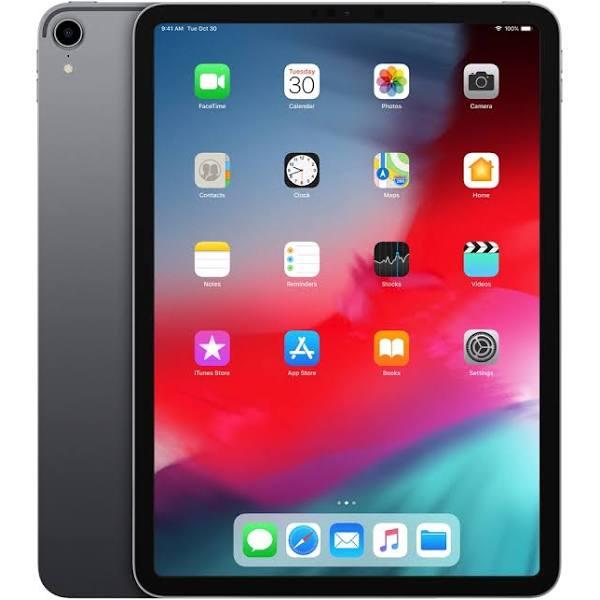 """Tablette tactile 11"""" Apple iPad Pro 11 (2018) - 2388x1668 Retina, A12X, 6 Go de RAM, 64 Go, gris sidéral (+ 36.65€ en SuperPoints)"""