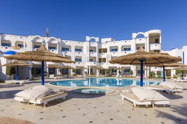 Séjour de 7 nuits à Port Safaga en Egypte à l'hôtel Coral Sun Beach 4* + vol A/R au départ de Paris - départ le 07 mars, pour 2 personnes