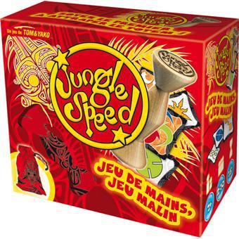 Offre adhérents : Jungle Speed + nouvelle extension (80 cartes)