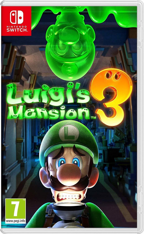 Sélection de jeux Switch en promotion - Ex: Luigi's Mansion 3 sur Switch (+ 8.4€ en SuperPoints)