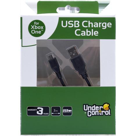 Câble Micro USB - 3 Mètres - Garantie 3 ans -