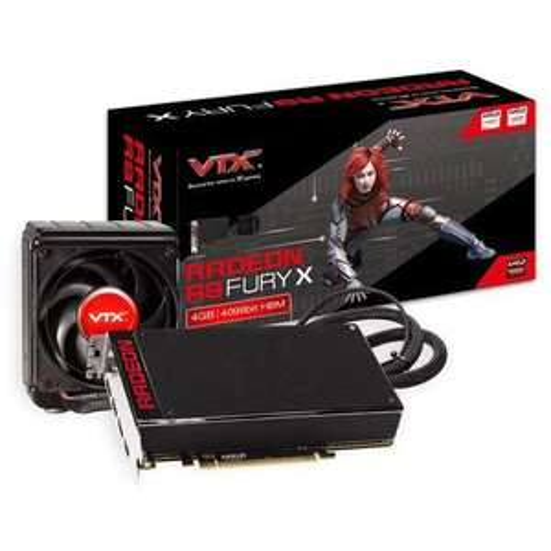 Carte graphique VTX3D Radeon R9 Fury X, 4 Go HBM + Battlefront offert