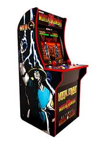 Borne de jeu d'arcade Tastemakers Mortal Kombat