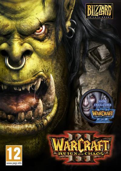 Warcraft 3 Gold Edition sur PC