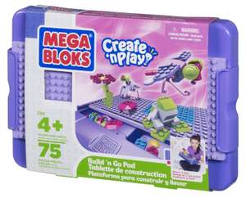 [Panier Plus] Tablette Micro Mega Bloks - Fille