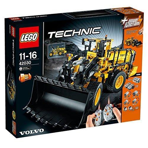 Chargeuse Sur Pneus Télécommandée Lego - A1404186 Technic