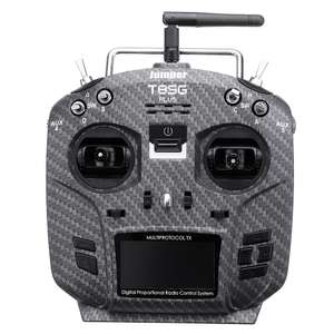 Radiocommande Jumper T8SG V2.0 PLUS Carbon Special Edition - 12 canaux multiprotocoles