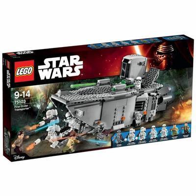 Lego Star Wars - 75103 First Order Transporter