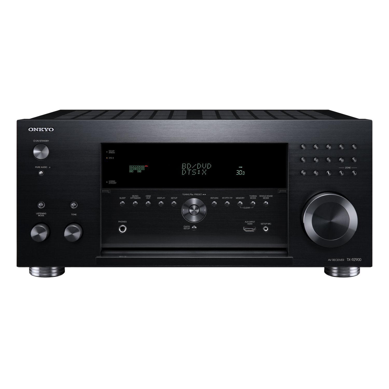 Ampli-tuner Home Cinéma 7.2 Onkyo TX-RZ900 Noir