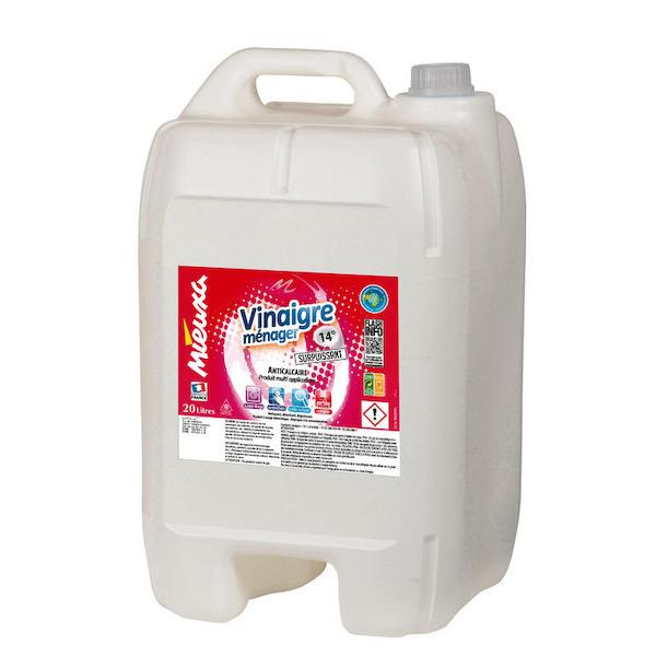 Bidon de vinaigre blanc 14% - 20L