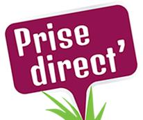 5€ de réduction dès 25€ d'achat - Prise Direct'