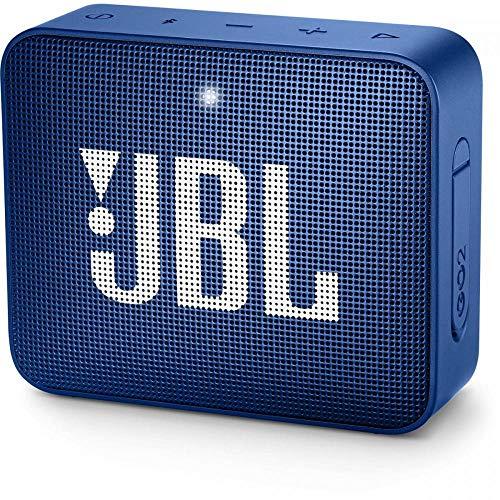 Enceinte Bluetooth JBL Go 2 - bleu, champagne ou noir