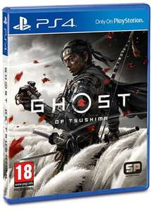 [Précommande] Ghost of Tsushima sur PS4 (Import UK)