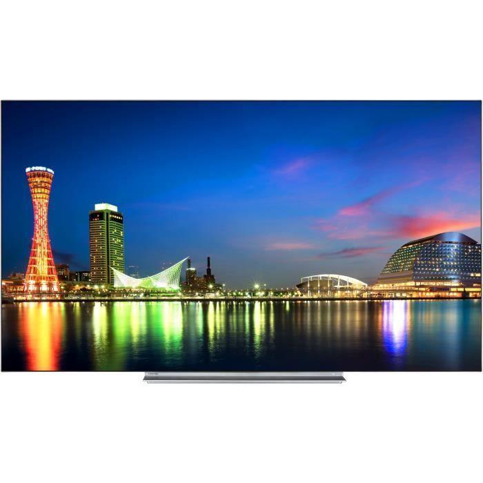 "TV OLED 65"" Toshiba 65X9863DG - UHD 4K, HDR, Smart TV"
