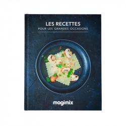 3 Livres de recettes Magimix au choix (magimix.fr)