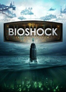 Jeu Bioshock The Collection : Bioshock 1 Remastered + Bioshock 2 Remastered + Bioshock Infinite Gold sur PC (Dématérialisés - Steam)
