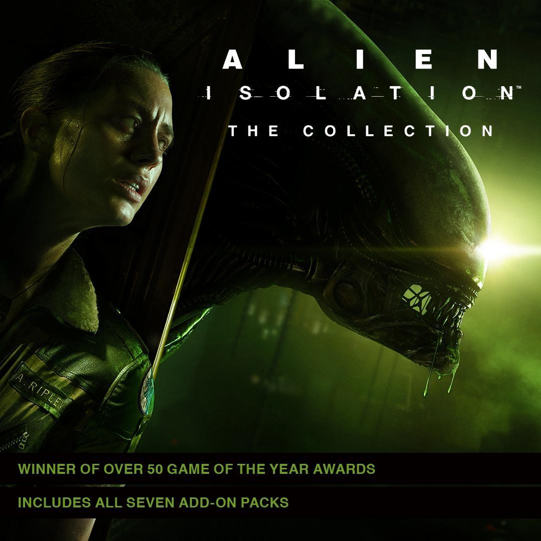 [Abonné PSN+] Alien : Isolation - The Collection Jeu + 7 DLC sur PS4