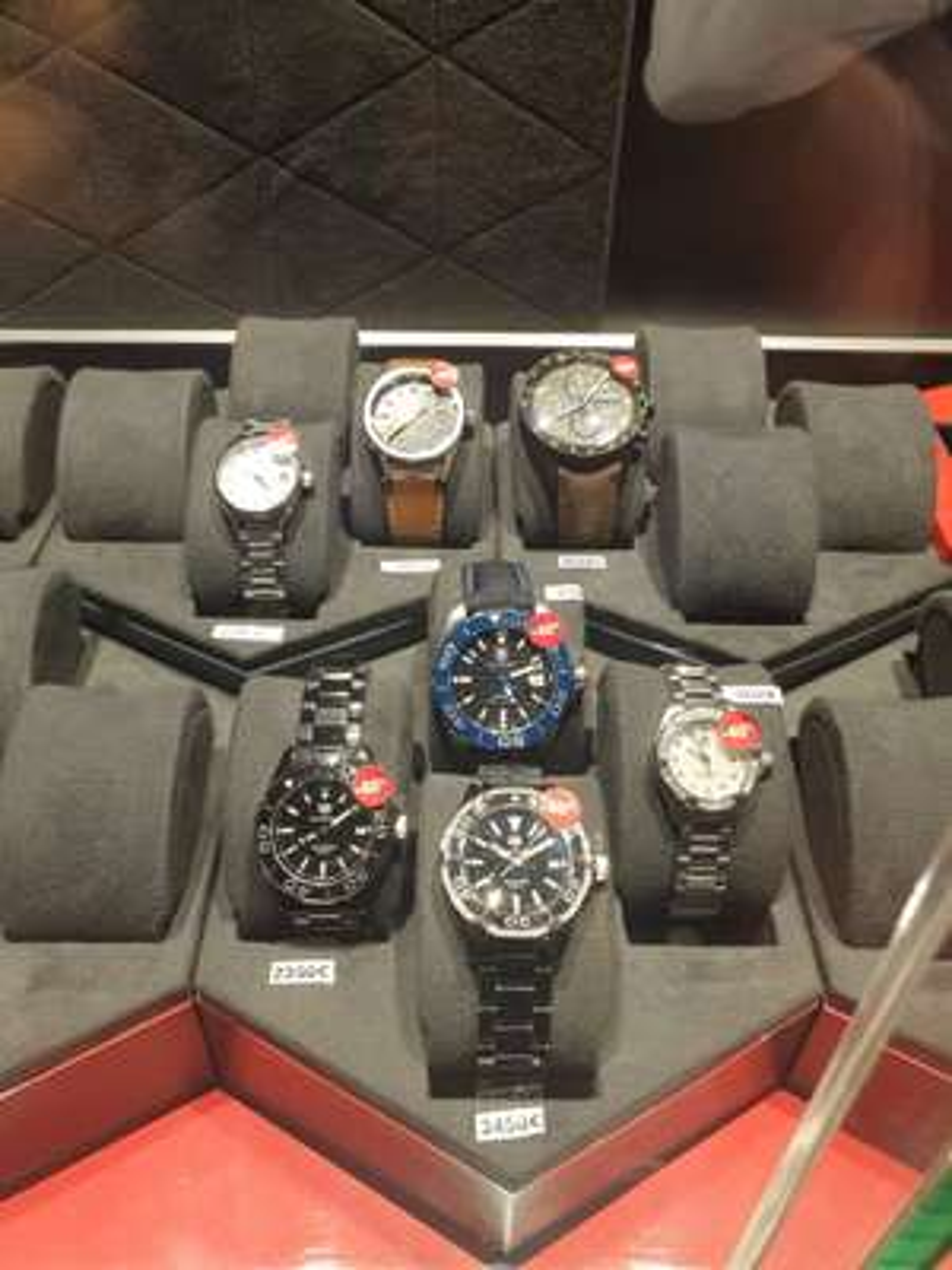 40% de réduction sur une sélection de montres TAG Heuer - Rosny-sous-Bois (93)