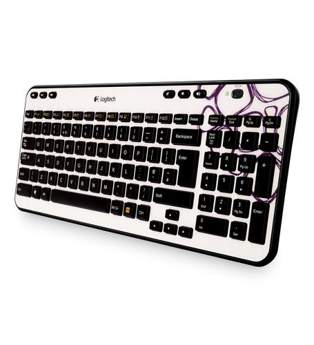 Clavier Logitech Keyboard K360