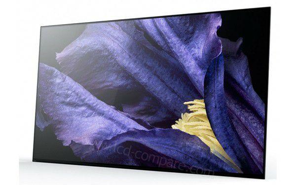 """TV 55"""" Sony KD-55AF9 - 4K UHD, OLED, Smart TV (Frontaliers Suisse)"""