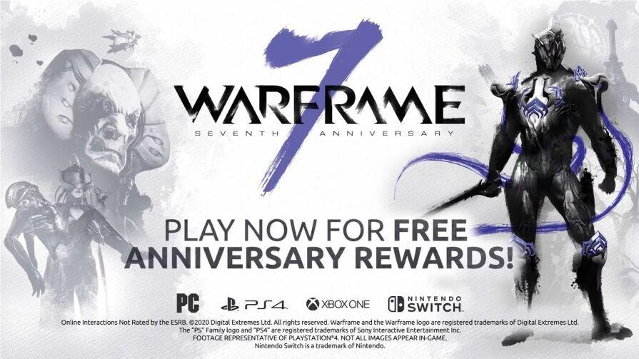 DLCs armure Dex Raksaka et items offerts chaque week-end de mars sur Warframe (dématérialisés) - Warframe.com