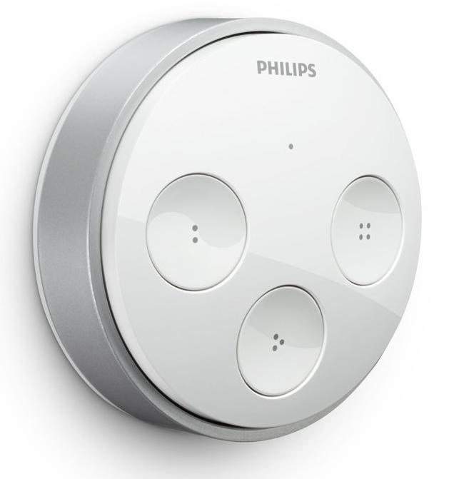 Interrupteur connecté Philips Hue