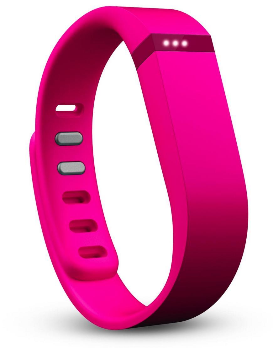 Bracelet connecté Fitbit Flex Rose