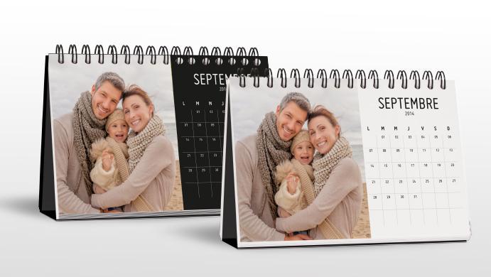 Un calendrier MonAlbumPhoto offert pour tout abonnement mensuel