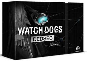 Watch Dogs Dedsec Edition sur Xbox One