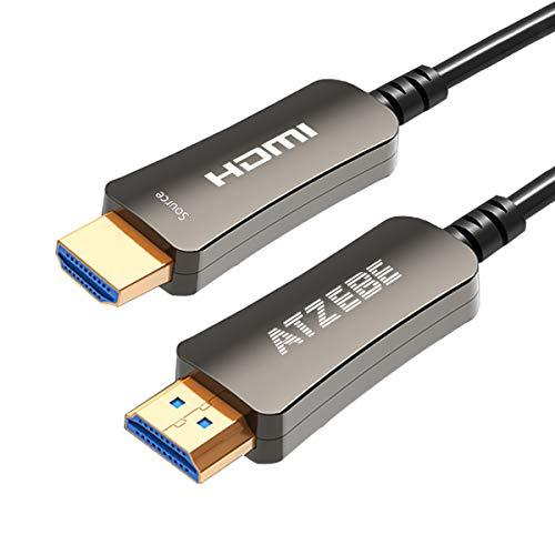 Câble HDMI Fibre Optique Atzebe - 10 m (vendeur tiers)