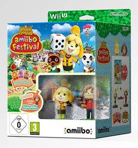 Animal Crossing : Amiibo Festival sur Wii U