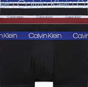Lot de 3 boxers Calvin Klein Cotton Stretch