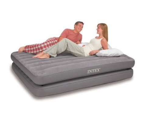 Sélection de produits en promo - Ex : Matelat Intex gonflable 2 en 1 airbed 1 place