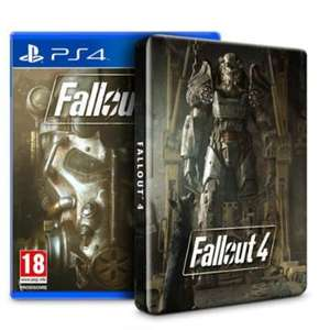 Fallout 4 Steelbook Edition sur PS4