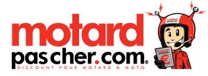 Jusqu'à 25% de réduction sur les casques moto de la marque Roof (motardpascher.com)