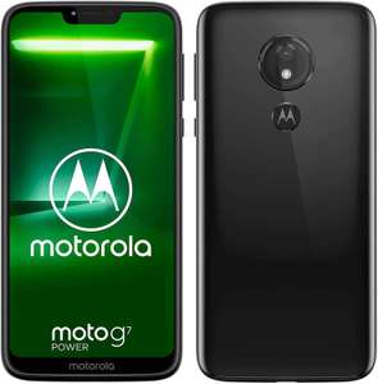 """Smartphone 6.2"""" Motorola G7 Power - 4 Go de Ram, 64 Go, 5000 mAh G Power (vendeur tiers)"""