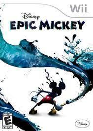 Epic mickey le retour des heroes sur Wii , PS3