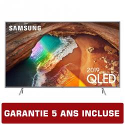 "TV 65"" Samsung QE65Q64R - QLED, 4K, Dalle 100 Hz, Mode Ambiant, Smart TV, 3100 PQI, Quantum HDR + Garantie 5 Ans"