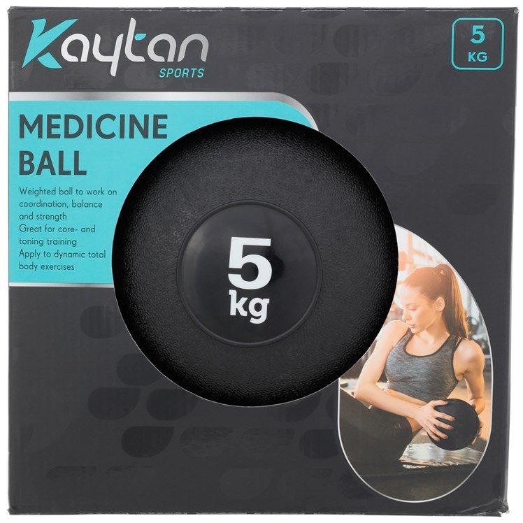 Médecine ball Kaytan - 5Kg