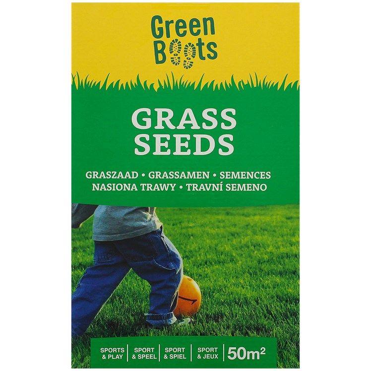 Gazon en graine Green Boots - 1 kg