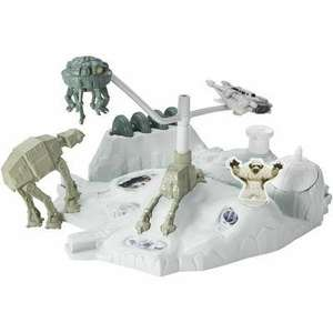 Hot Wheels Star Wars Station intergalactique