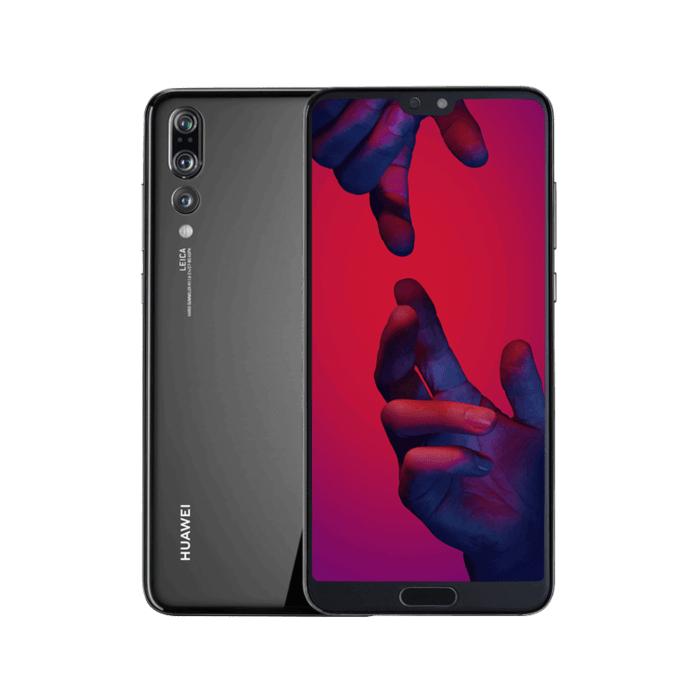 """Smartphone 6.1"""" Huawei P20 Pro - 128 Go, Reconditionné (thekase.com)"""
