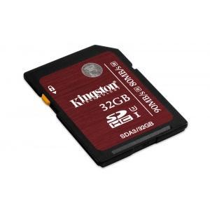 Carte SD  Kingston UHS-I U3 - 32 Go